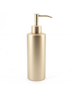 Distributeur de savon inox doré