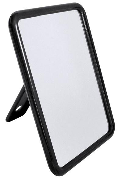 Miroir rectangulaire noir noir homebain vente en ligne accessoires salle de bain for Miroir rectangulaire noir