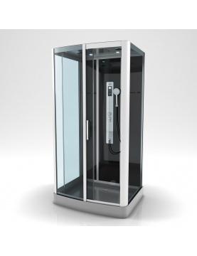 Cabine de douche à multi jets