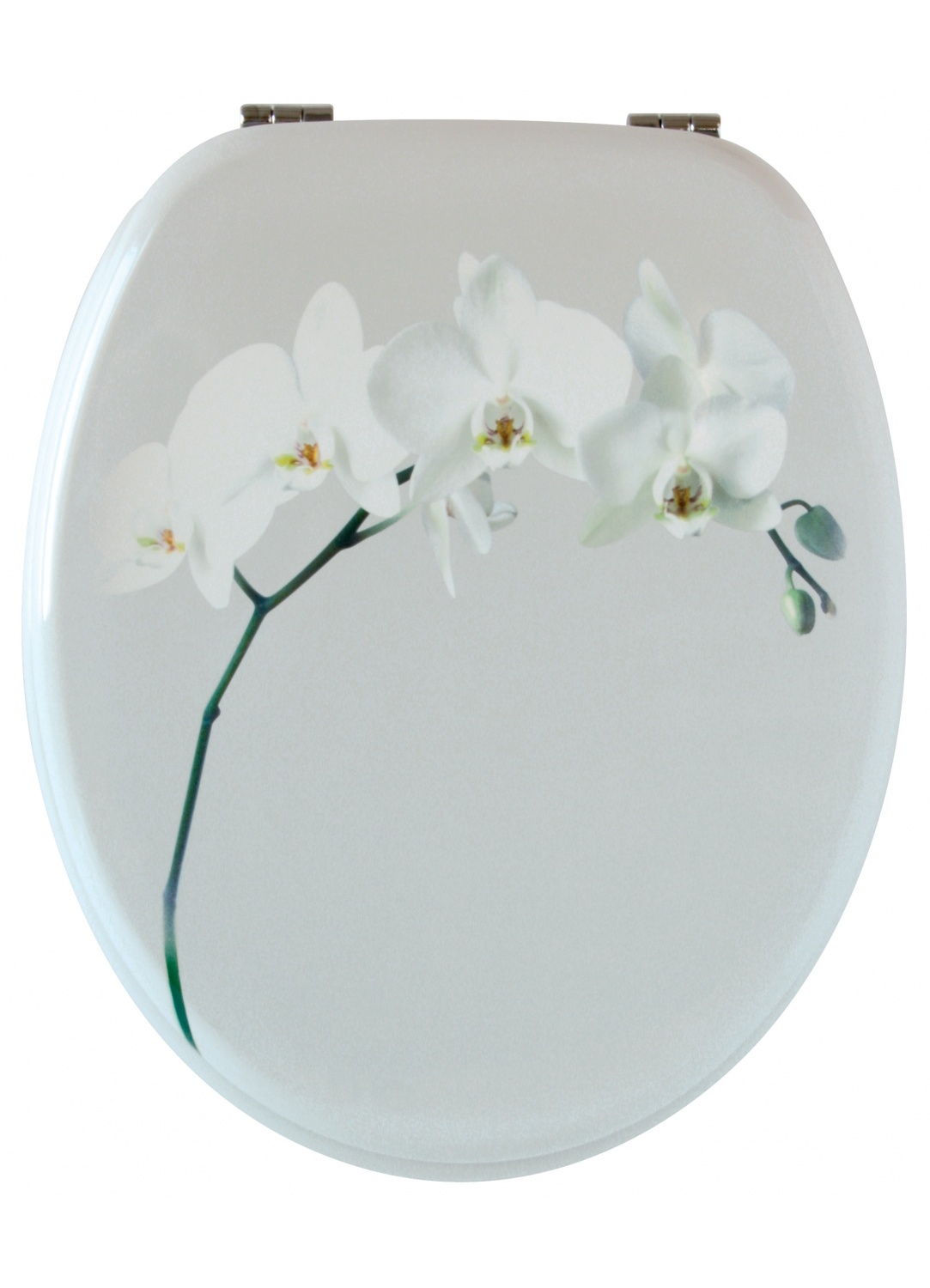 ABATTANT ORCHIDEE (DECORE)