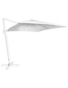 Parasol excentré toile waterproof