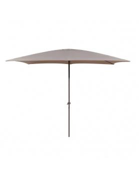 Parasol en aluminium 200 x 300 cm