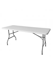 Table rectangulaire et pliante
