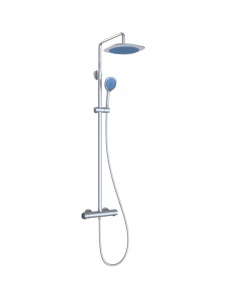 Colonne de douche Shower Set  (Bleu)
