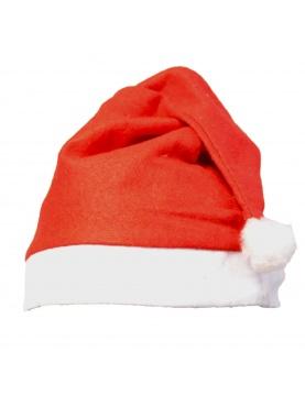 Bonnet de Noël avec pompon