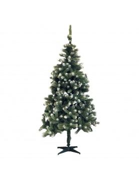 Sapin de Noël artificiel branches enneigées