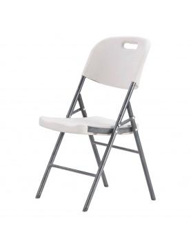 Lot de 4 chaises pliantes Fée