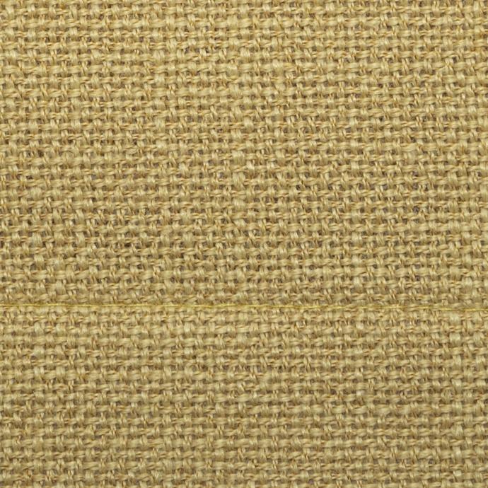 Rideau Uni Esprit Tweed (Ocre)
