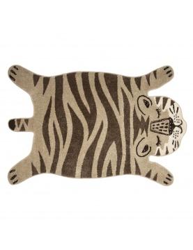 Tapis enfant tigre