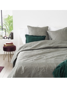 Dessus de lit et housses d'oreiller