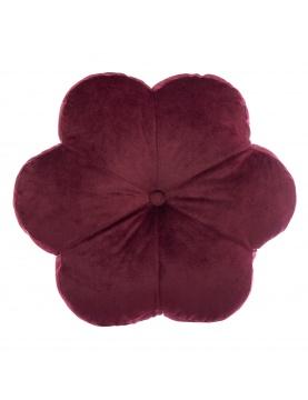 Coussin en forme de fleur