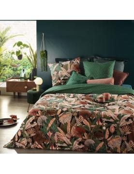 Parure de lit imprimée forêt