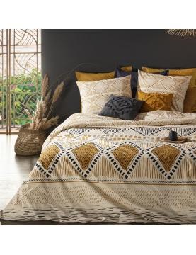 Parure de lit motifs africains