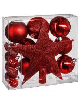 Kit de décoration pour sapin de Noël