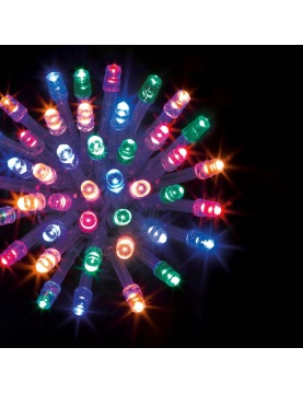 Guirlande 100 LED avec programmateur