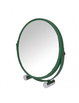 Miroir coloré à poser