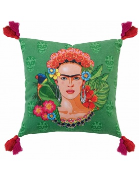Coussin déhoussable Frida