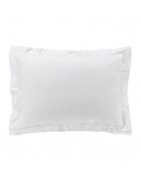 Funda de almohada de percal 78 hilos/cm²