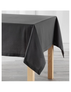 Nappe rectangulaire en coton uni