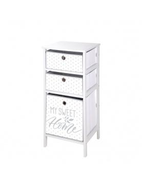 Petit meuble à tiroirs