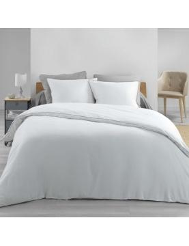 Parure de lit finition dentelle