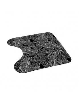 Contour wc en microfibre
