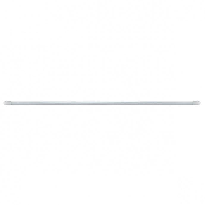 2 Tringles Rondes Extensible de 7mm  (Blanc)
