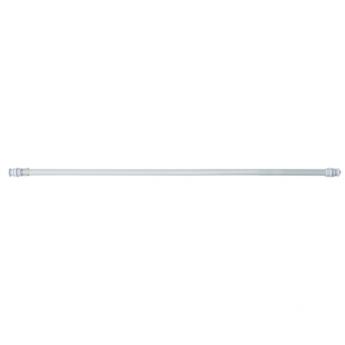 Tringle Bistrot de 12 mm Extensible (Blanc)