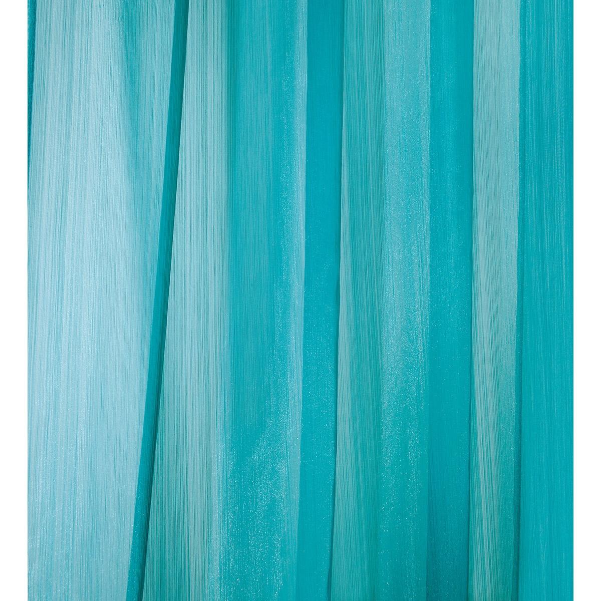 Tissu plombé transparent et léger