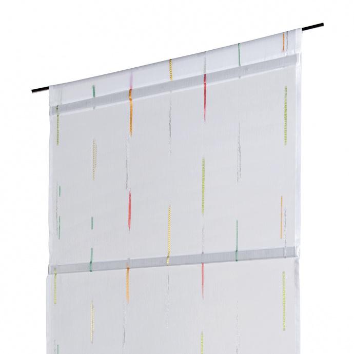 Store relevable aimanté à bâtonnets jacquard (Multicolore)