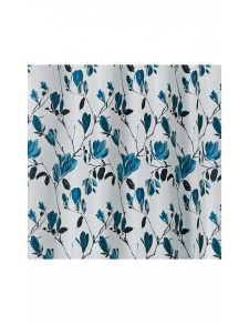 Tissu imprimé fleurs de Magnolia