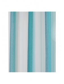 Tissu imprimé à rayures verticales colorées