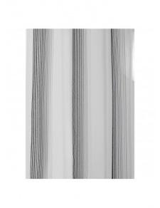 Tissu plombé aux rayures verticales colorées