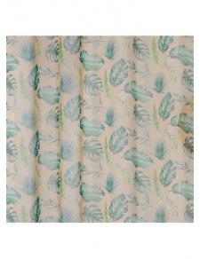 Tissu imprimé mini végétaux