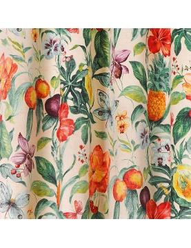 Tissu imprimé Ananas