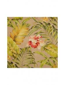 Tissu imprimé Hibiscus