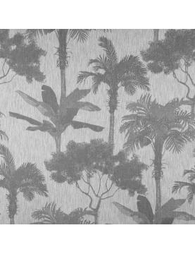 Rideau d'ameublement tropical