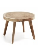 Table appoint en bois