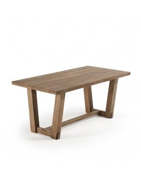 Table imposante en teck