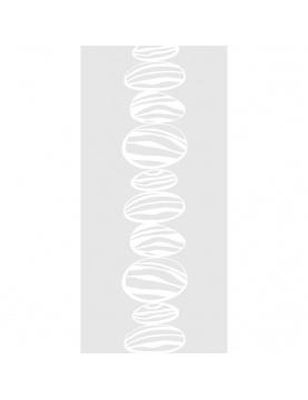 Sticker à Coller 'Cabines Galet' 70x100 cm