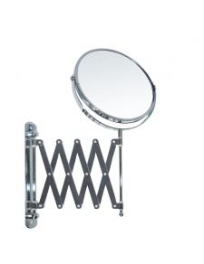 Miroir Extensible Steel Chrome