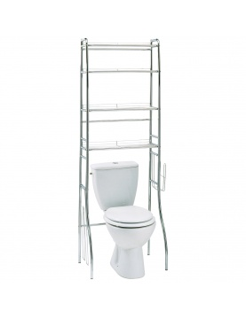 Desserte Wc Mexico Chrome