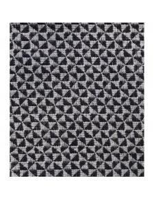 Tissu jacquard imprimé de minuscules triangles