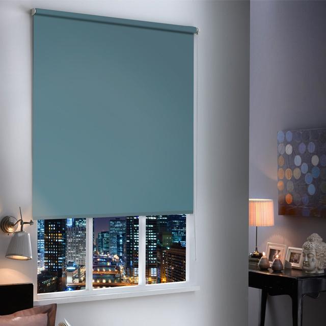 store enrouleur occultant teintes de bleu vert bleu acier bleu outremer vert marine. Black Bedroom Furniture Sets. Home Design Ideas