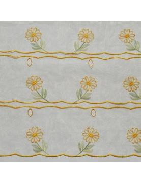 Modulable brodé et fleuri