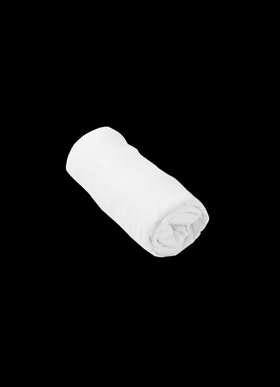 Prot ge matelas forme drap housse blanc homemaison vente en ligne protection de lit - Housse de protection matelas ...