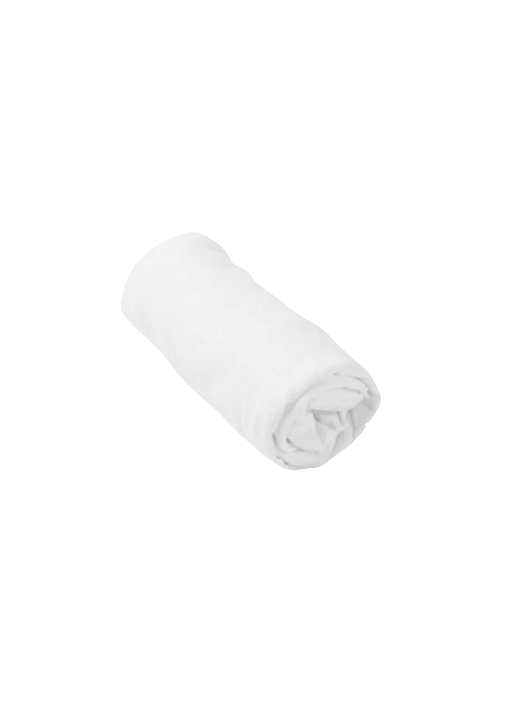 Protège-Matelas Forme Drap Housse (Blanc)