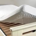 Protège matelas Molleton + PVC anti acarien