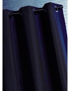Visillo liso con forro ocultante y térmico