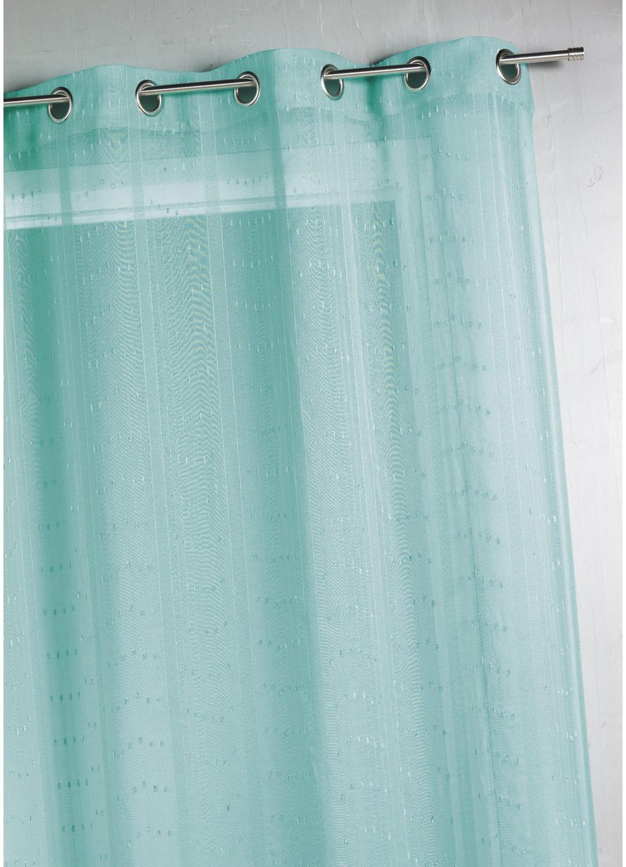 Visillo gran ancho (Turquesa)